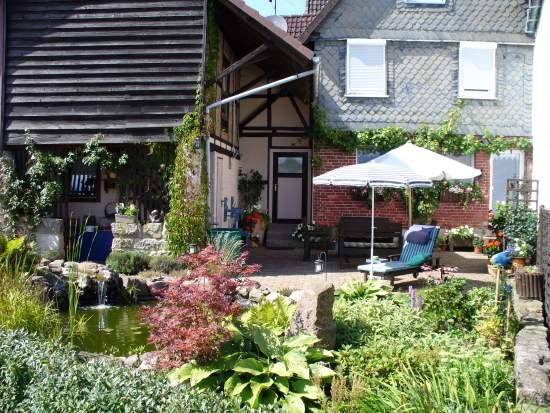 Ulli s homepage for Garten wandgestaltung